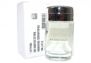 baiser-vole-tester-3.3-oz-edt-spray-for-women-by-cartier-in-a-tester-box