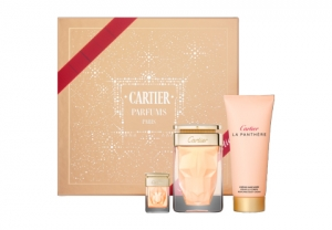 cartier la panthere set