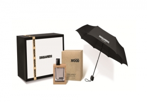 dsquared wood set