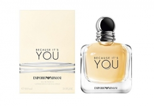emporio armani because it s you
