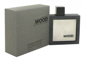 he wood silver wind wood dsquared