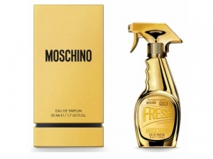 moschino gold fresh couture