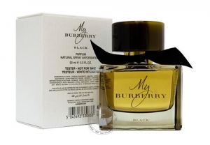 my burberry black tester
