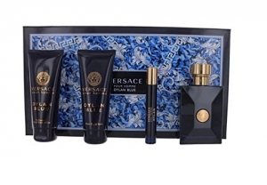 versace dylan blue set