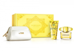 versace yelow diamonds set