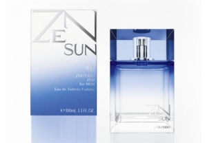 zen for men sun shiseido